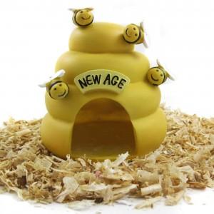 beehive hamster house
