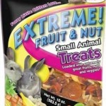 fruit and nut small animal treat